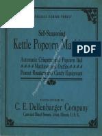 Crispettes Dellenbarger Catalogue 1914