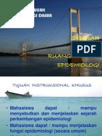 Epidemiologi Dasar Fkm 2011-2012_3_sejarah & Ruang Lingkup_22!08!2011