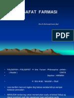 (I) - Introduction of FILSAFAT  FARMASI.ppt
