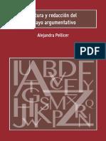 Lectura y redacción del ensayo argumentativo.pdf
