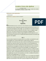 O Terceiro Livro da ópticanewton