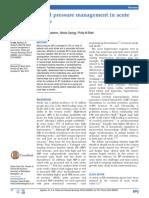 De-stiffening Therapy of Stroke