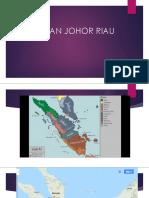 Bab 6- Kesultanan Johor Riau