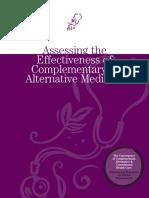 Assessing Effectiveness of CAM