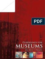 Guidelines for Museums