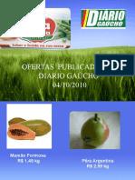 Ofertas do Boa Escolha no Diário Gaucho -04/10/2010