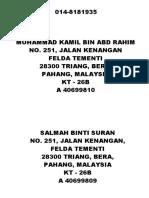 Tag Haji 2018 Kamil