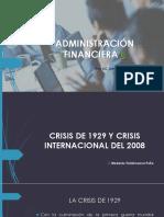 Administración Financiera II - Exposición