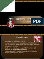 ok KFC Strategy