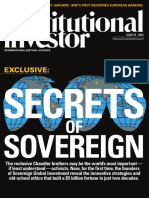 IIMagazine March 2006 Secrets of Sovereign