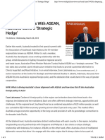 In Deepening Ties With ASEAN, Australia Gains a 'Strategic Hedge'.pdf