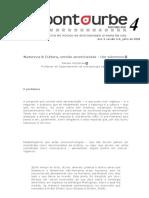 CALÁVIA-SAEZ. Esse Obscuro Objeto Da Pesquisa. Um Manual de Método, Técnicas e Teses Em Antropologia