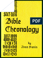 Panin Bible Statistics-book