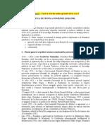 Politica Externa a Romaniei 1918-1938