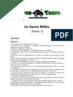 La Santa Biblia (Parte 1)