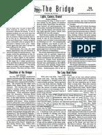The Bridge | Volume 22, Issue 5 | 30 July 1999