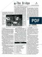 The Bridge | Volume 22, Issue 2 | 3 July 1999