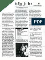 The Bridge | Volume 22, Issue 3 | 17 July 1999