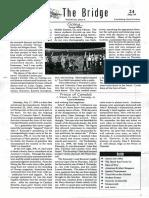 The Bridge | Volume 22, Issue 4 | 24 July 1999