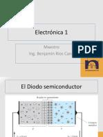 Electrónica 1 Clase 2
