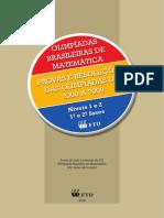 Olimpiada Brasileira de Matematica.pdf
