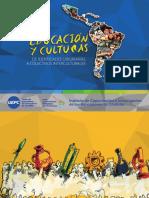Educación y Culturas. de Identidades Originarias a Colectivos Interculturales
