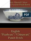 Drinking - Punch Bowls - Porcelain