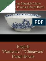 Drinking - Punch Bowls - Porcelain