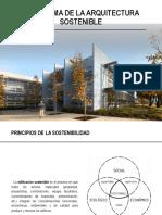 Paradigma de la arquitectura Sostenible