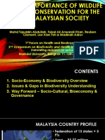 BiodiversityandHealthBangkokForum12.July.2016
