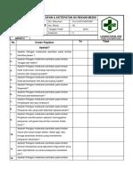 337527412 Daftar Tilik Cek List Kelengkapan REKAM MEDIS