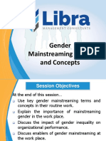 Gender Terms and Concepts 2017