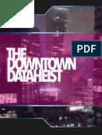 The Downtown Dataheist