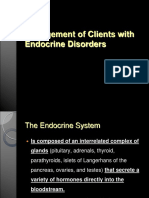 C5 Management of Clients With Endocrine Disorders