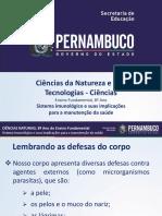Sistema Imunológico e Suas Implicações Para a Manutenção Da Saúde