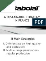 Babolat Presentation 1