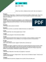IEC81J Tutti i Messaggi in Ordine Cronologico PFT6SQ