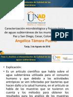 Fase 3_Caracterización Microbiológica y Fisicoquímica de Aguas Subterráneas de Los Municipios de La Paz y San Diego (1)