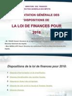 Présentation DGI LF2018