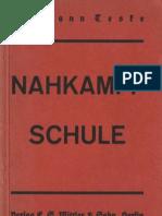 Nahkampf Schule- Hermann Teske