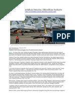 Tirto.id - TNI AU Diandalkan Sukarno, Dikucilkan Soeharto