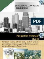 333814101-Ketidaksesuaian-Penataan-Ruang-Di-Indonesia.pptx