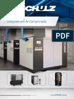 Catalogo Compressores de Parafuso Schulz Srp4000 Jul.18
