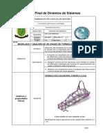 Informe Final de Dinamica de Sistemasyy