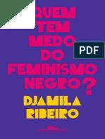 Quem Tem Medo do Feminismo Negro - Djamila Ribeiro.pdf