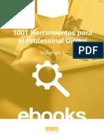 1001 Herramientas para el Profesional Digital - Volumen 1 .pdf