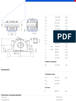 Soportes de Pie SAF y SAW Con Rodamientos Sobre Un Manguito de Fijación-SAF 22524