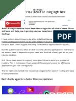 Ubuntu Guide | Ubuntu (Operating System) | Secure Shell