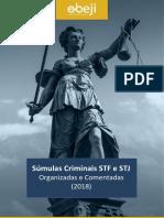 2018 Súmulas Criminais STF e STJ.pdf