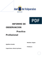 Informe de Observacion Dagne-1